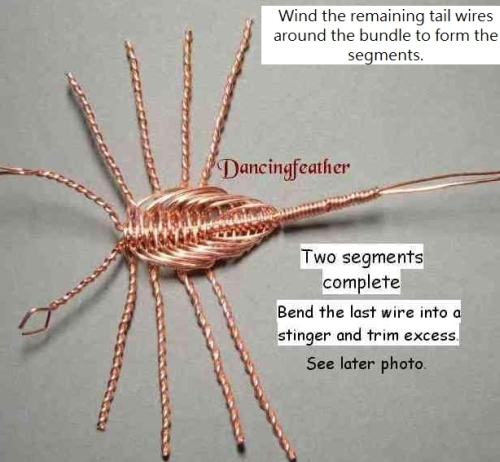 Tutorial Wire Scorpion