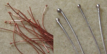 Making headpins make your own heapins from wire for jewelry making greentooth Choice Image