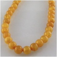 Amber Baltic A plus round gemstone beads (N) Approximate size 4.5 to 4.7mm 15.9 inch