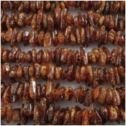 Amber nugget chip gemstone beads (N) Approximately 4 x 4mm up to 6 x 9mm 16 inch Sizes on strands vary CLOSEOUT