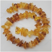Baltic Amber Multicolor Flat Nugget Large Chip Gemstone Beads (N) Approximate Size 6.6 to 23.6mm 16.25 inches