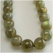 Labradorite round gemstone beads (N) Approximate size 8mm 7.8 to 8.1mm 15 inch with nice fire