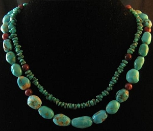 How To Make A Multistrand Beaded Necklace