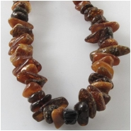 Amber Baltic chip nugget gemstone beads (N) Approximate size 3 x 4mm to at least 6 x 10mm 16 inch